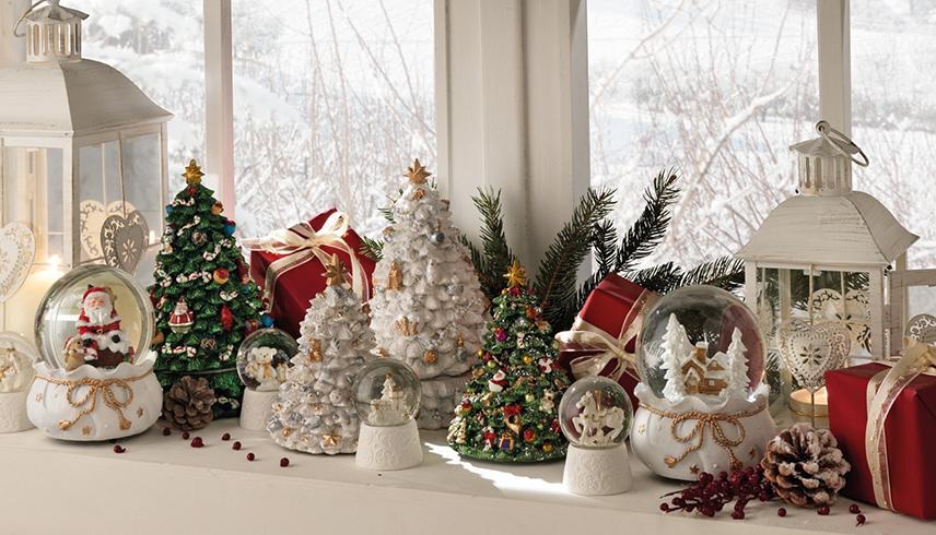 Addobbi Natale.Il Natale Con Un Mondo Di Decori Brandani Gift Group
