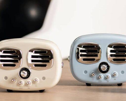 Speaker Vintage Bluetooth Brandani