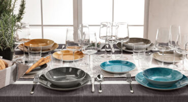 Piatti, Bicchieri e Calici Essential Brandani