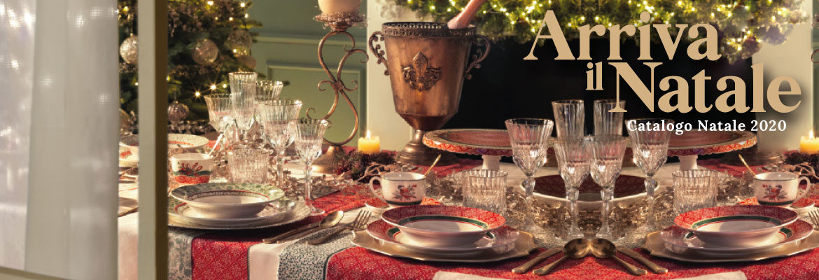 Piatto Natale 2020.Home En Brandani Gift Group