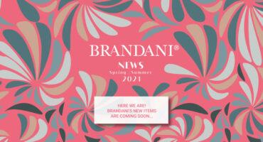 Spring/Summer 2021 catalogue by Brandani