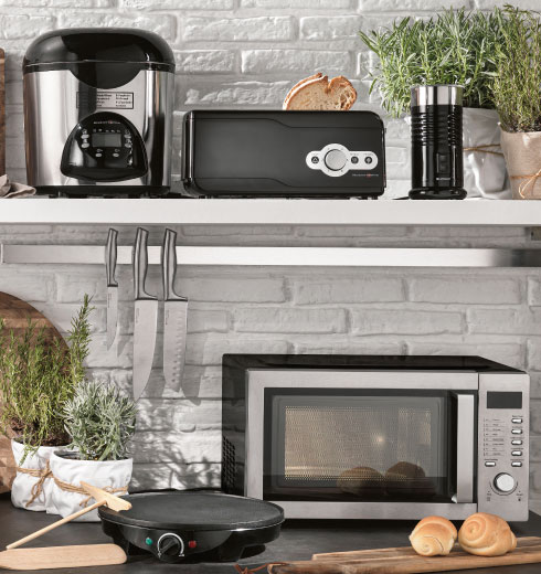 Techno Collection items for the kitchen - Brandani