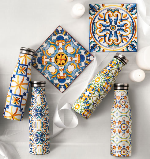 Thermal Bottles Medicea Collection by Brandani