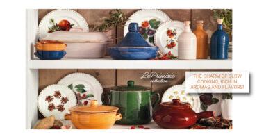 Discover Brandani's clay pots!
