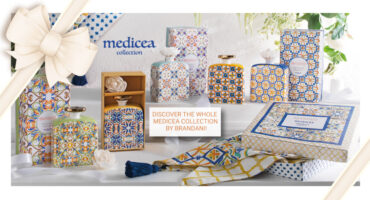 Discover the Wedding Party Favors by Brandani!